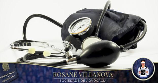Rosane Villanova - aposentadria por invalidez