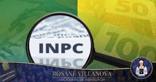 benefício previdenciário devem ser atualizadas pelo INPC
